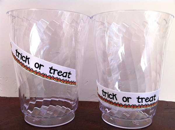 Adult Halloween Party - Cups
