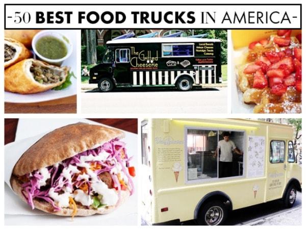 Best Food Trucks in America