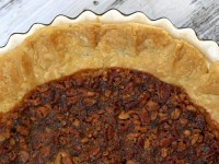 Pecan Pie Horizontal