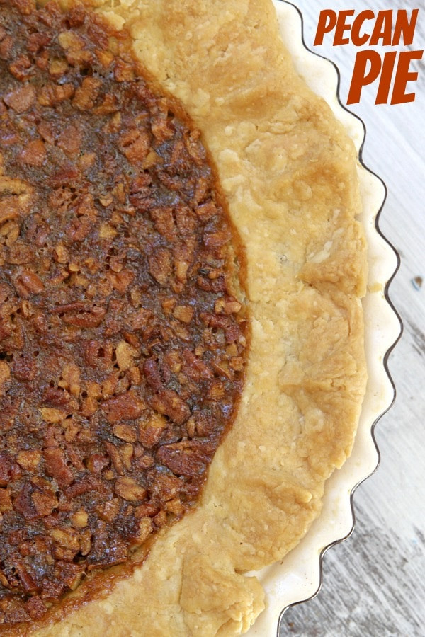 Pecan Pie - RecipeGirl.com