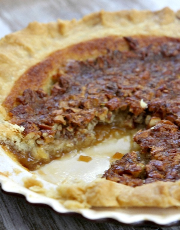 Pecan Pie {The Pioneer Woman Holiday Cookbook}