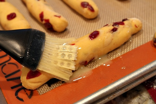 Pumpkin- Cranberry Breadsticks 5