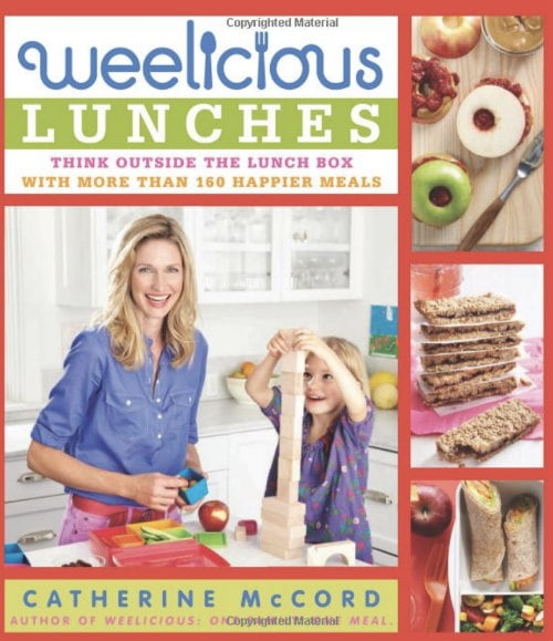 Weelicious Lunches cookbook cover