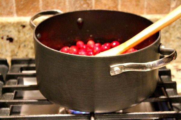 Cranberry Sauce 4