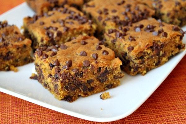 Recipe pumpkin chocolate chip cake