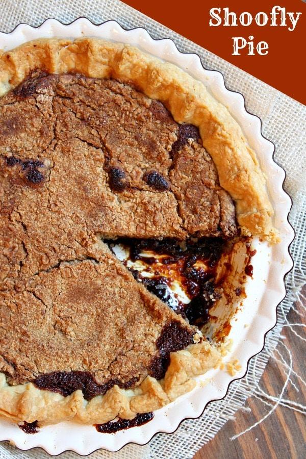 Shoofly Pie 600