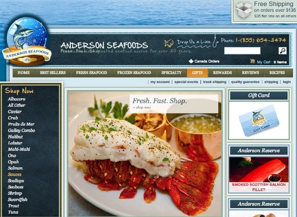 Anderson Seafood