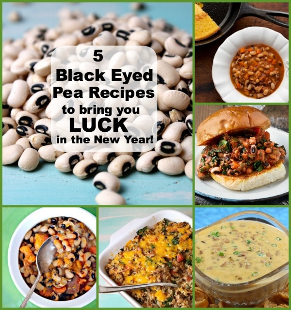 Black Eyed Pea Recipes