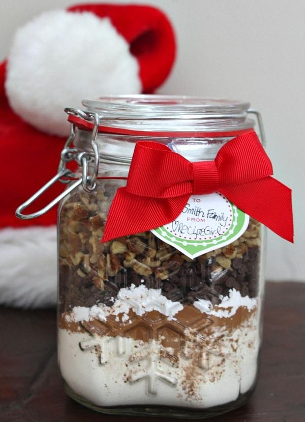 Chocolate Snowvall Cookies 3