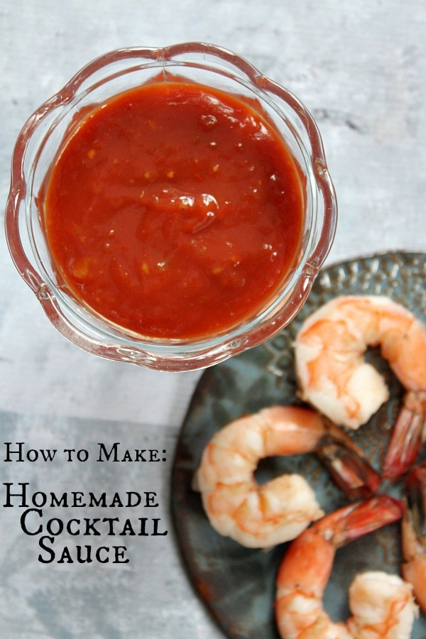 Cocktail Sauce - RecipeGirl.com