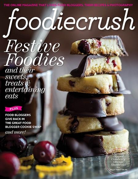 FoodieCrush Holiday Magazine