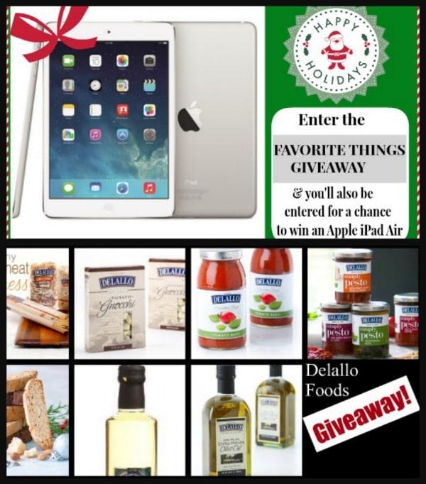 Giveaways Dec. 17