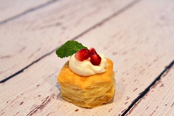 Holiday Cheesecake Bites 6