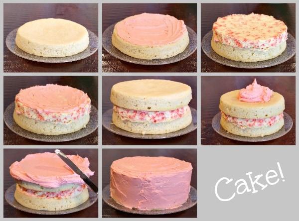 Peppermint Cheesecake Cake 5