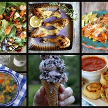 Best Recipes Collage 2013