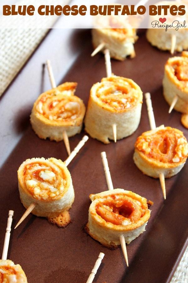 Blue Cheese Bites Recipe — Dishmaps