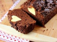 Chocolate - Valentine Surprise- Loaf Cake