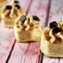 Peanut Butter Mousse Cups