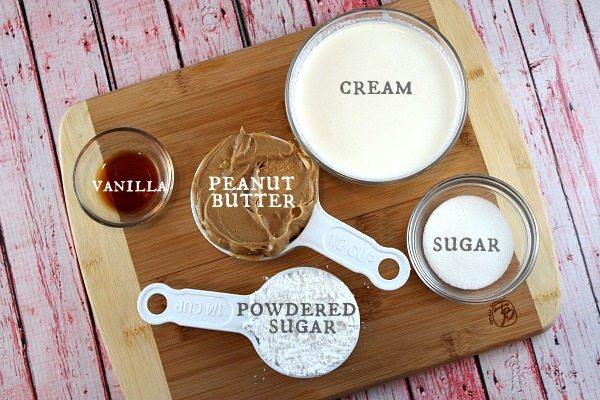 Peanut Butter Mousse Cups 3