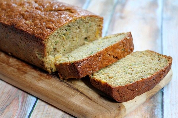 ... loaf recipe that's a little bit different: Pineapple- Zucchini Bread