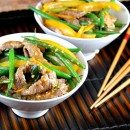 Szechuan Orange-Ginger Beef