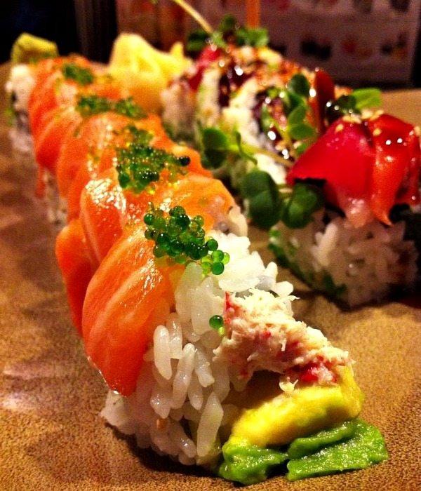 Godzilla Sushi