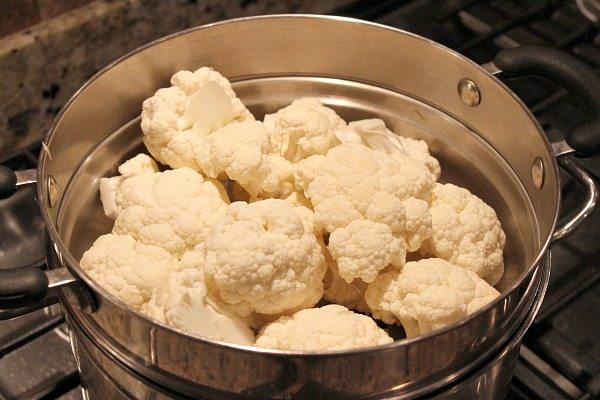 How to Make Cauliflower Puree - recipe by RecipeGirl.com