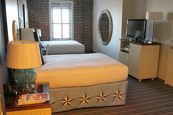 San Francisco Kimpton Argonaut Hotel Room 1
