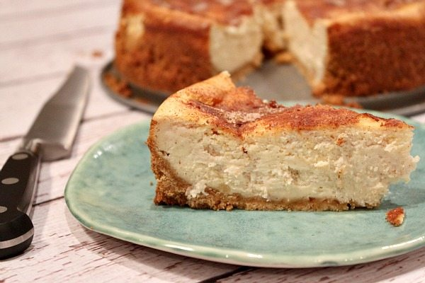 Snickerdoodle Cheesecake #Recipe
