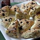 Spotted Dog Scones