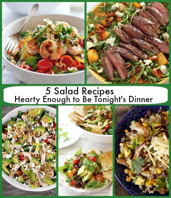 5 Salad Recipes for Tonight's Dinner.jpg