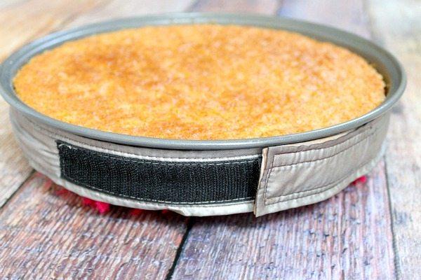 Carrot Cake Cheescake Cake 1
