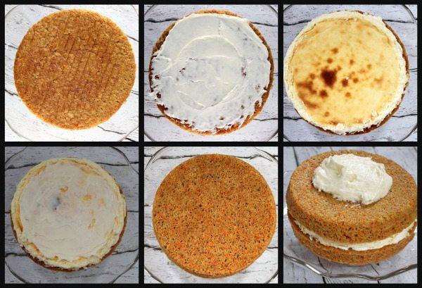 Carrot Cake Cheesecake Cake 2