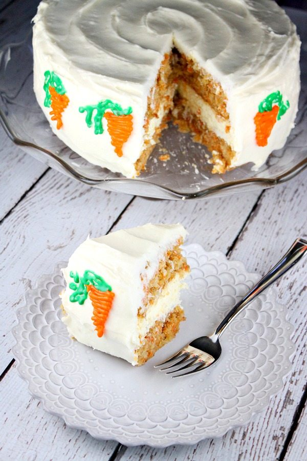 How Do You Make A Simple Carrot Cake
