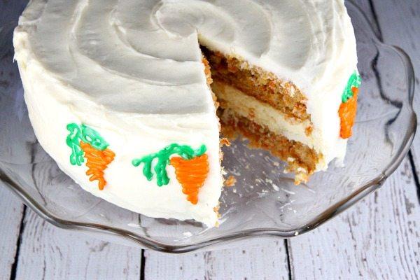 Xmas Cake Recipe In Malayalam: Carrot Cake Cheesecake Cake