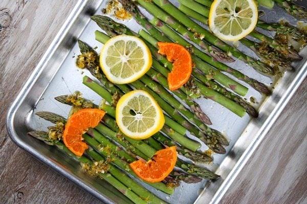 Citrus Roasted Asparagus 2