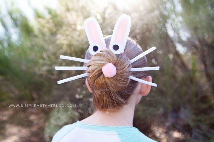 Easter hairdo