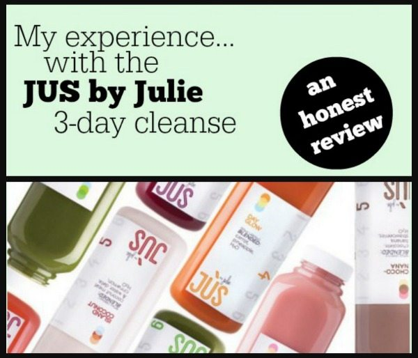 Jus by julie cleanse a review malvernweather Choice Image
