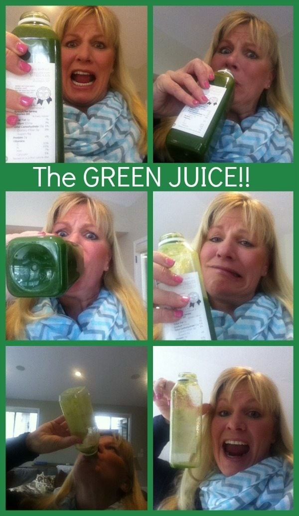 JUS by Julie Green Juice