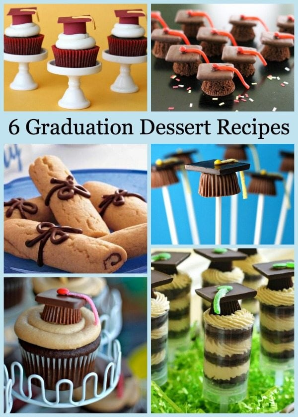 Good Ideas For Graduation Party Food