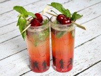 Cherry Mojitos