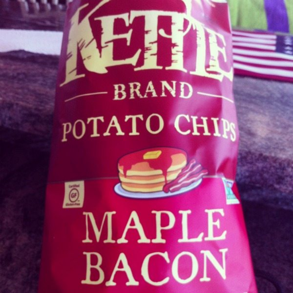 Maple Bacon Chips