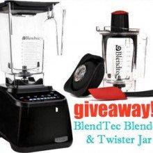 Blendtec Giveaway 600