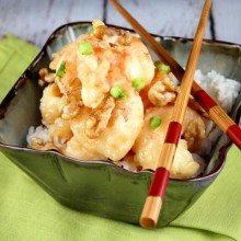 Honey- Walnut Shrimp
