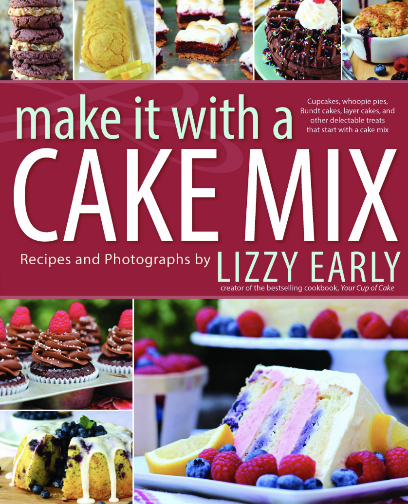make it with a cake mix cookbook cover
