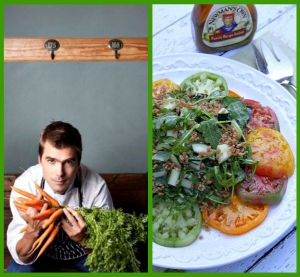 Chef Hugh Acheson's Salad for Greens for Good