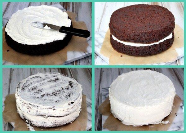 Chocolate Cake Prep