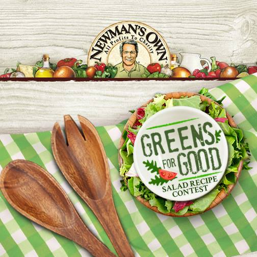 Newman's Own Greens for Good