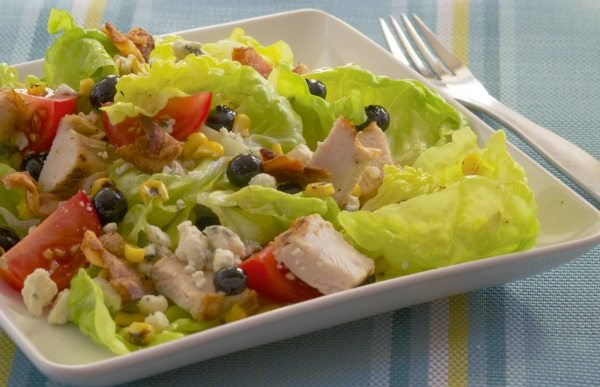 Ain't No Cure for the Summertime Blues Salad