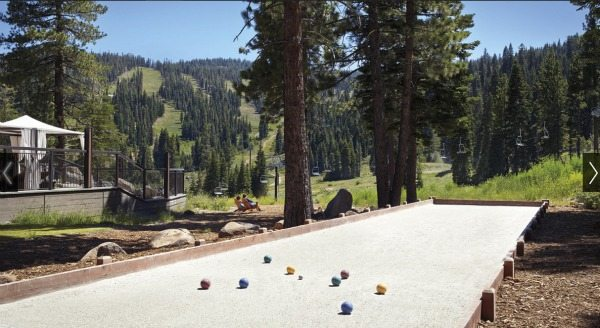 Ritz Bocce Ball